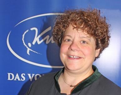 Sanni Risch bei der Premierenvorstellung von Kneipp das Volksmusical im Kursaal Bad Wˆrishofen. Sie hat das Werk geschaffen.